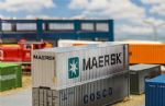 Faller 180840 40' High Cube Container - Maersk
